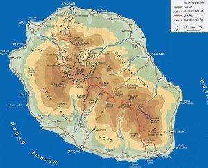 carte du GR2.2